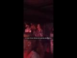 Блейк, Райан и Джиджи на концерте Тейлор Свифт | 28.07.18