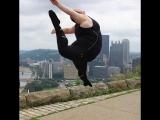 Полный хореограф стал звездой Instagram