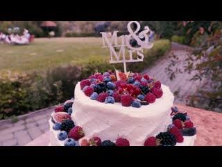 Невероятно красивая свадьба Николая и Нины Черновых!