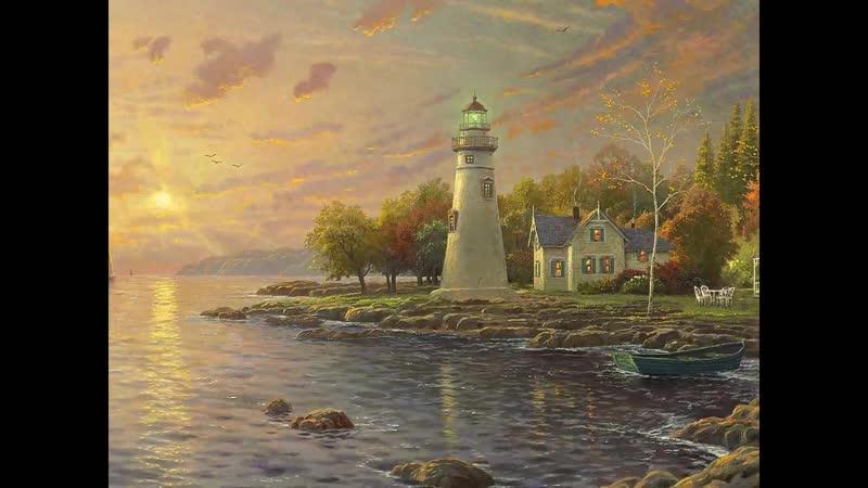 Томас Кинкейд - художник света. США
