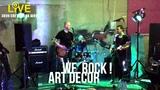 WE ROCK! ART DECOR АРЕНДА ЗВУКА и СВЕТА