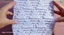 Рельефный узор Вязание спицами 378