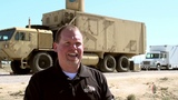 High Energy Laser Mobile Test Truck Conducts Experiment for Army's Future WHITE SANDS MISSILE RANGE