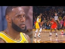 LeBron James Shocks Entire Crowd With Lakers After Crazy Comeback vs Rockets! Lakers vs Rockets