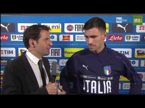 Intervista Romagnoli dopo Portogallo Italia