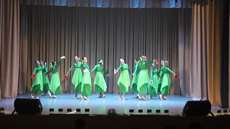 Танец К РОССИИ С ЛЮБОВЬЮ