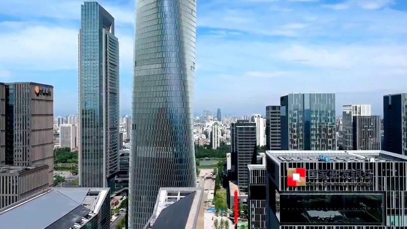 [HD] Ningbo, China 2018 in 4K ( ͡° ͜ʖ ͡°)【中國宁波市,2018年】