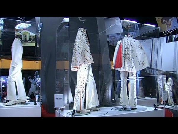 Элвис навсегда в Лондоне открылась выставка посвященная королю рок н рола