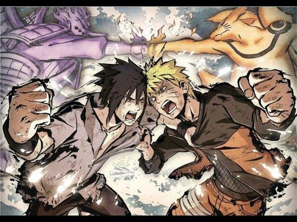 Naruto VS Sasuke Final Battle 「AMV」– My Demons 「1080p」