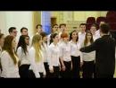 GAUDEAMUS IGITUR Corul Gh Dima al Facultatii de Muzica Brasov