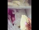 Как выглядит мой морозильник
