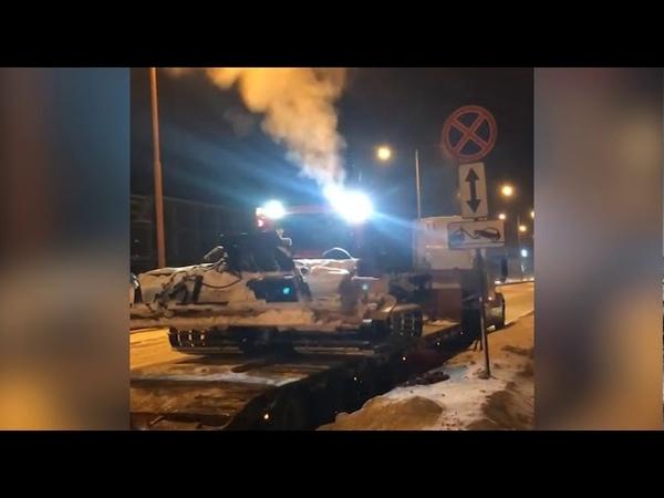 В ЦПКиО к Лыжне России проложили трассу