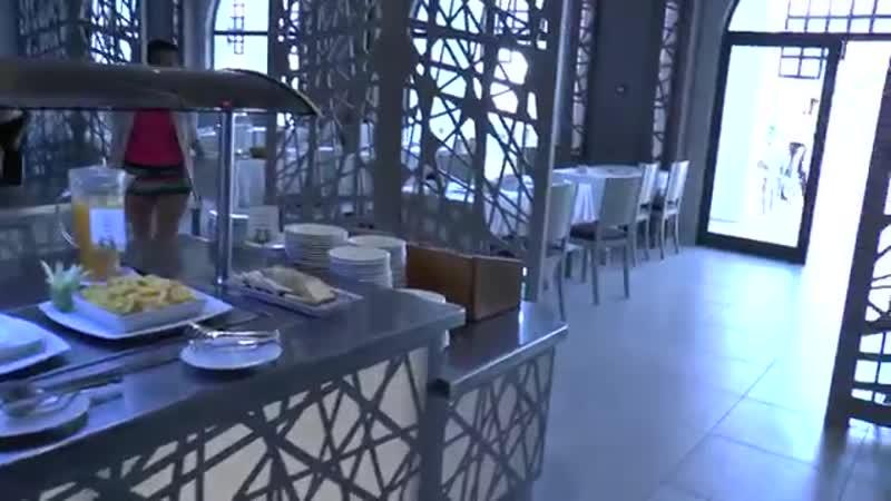 2Всё включено, завтрак в отеле Club Palm Azur, остров Джерба, Тунис