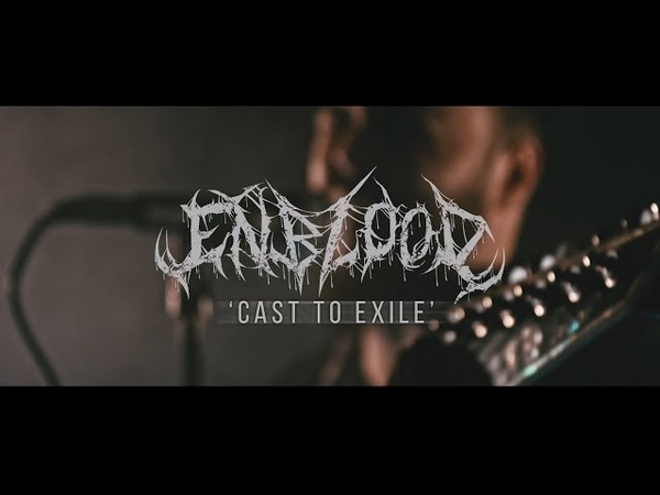 ENBLOOD - CAST TO EXILE (FEAT. LINUS KLAUSENITZER OF OBSCURA) [OFFICIAL MUSIC VIDEO] (2018) SW EXCL