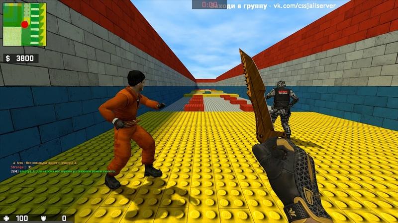 Тюрьма-Кресты | Halloween Mini-Game | 31.10.18