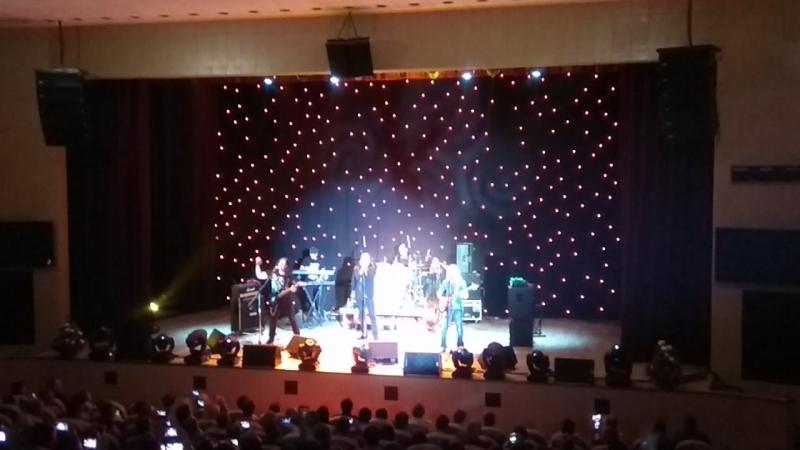 Группа Круиз 02.09.2018 концерт на Заполярке