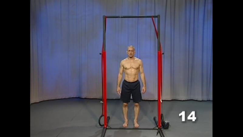 Steve Maxwell - Ultimate Upper Body Pull Up Workout