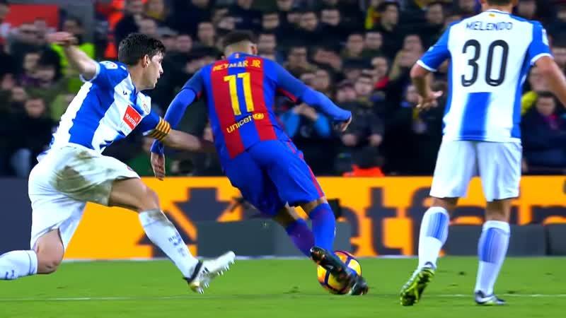 Neymar Jr. Barcelona 16-17 clips pack