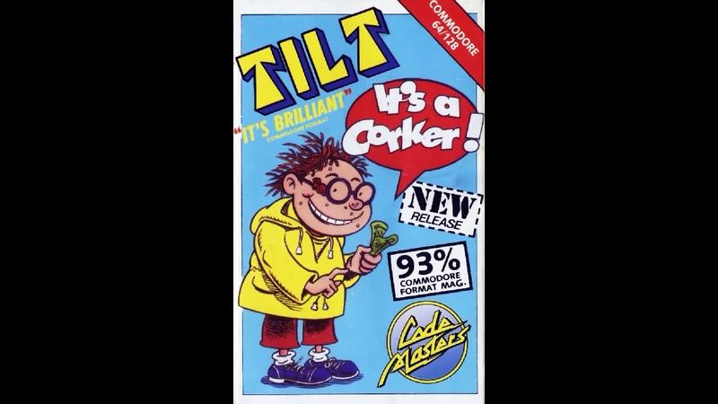 Old School {Commodore 64} Tilt ! full ost soundtrack