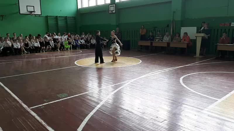 РомаЛиза ча-ча-ча 24.04.2019.