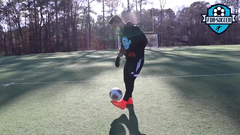 Preseason Day 12 - Free Kicks, Shooting Juggling _ FDB Soccer