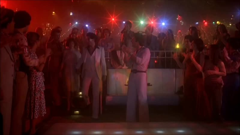 Saturday Night Fever More than a Woman The Bee Gees John Travolta HD 1080 with Full