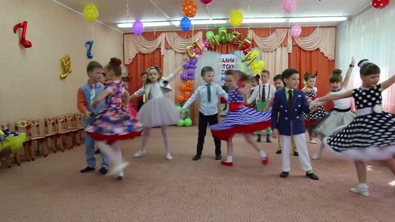 Видеосъемка выпускного в детском саду Домодедово Москва