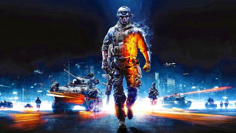 Battlefield 3 - Premium Edition (первая часть прохождения)