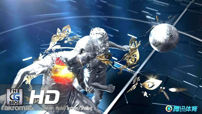 CGI VFX Showreels: Showreel - by Nicole Padilha   TheCGBros    TheCGBros