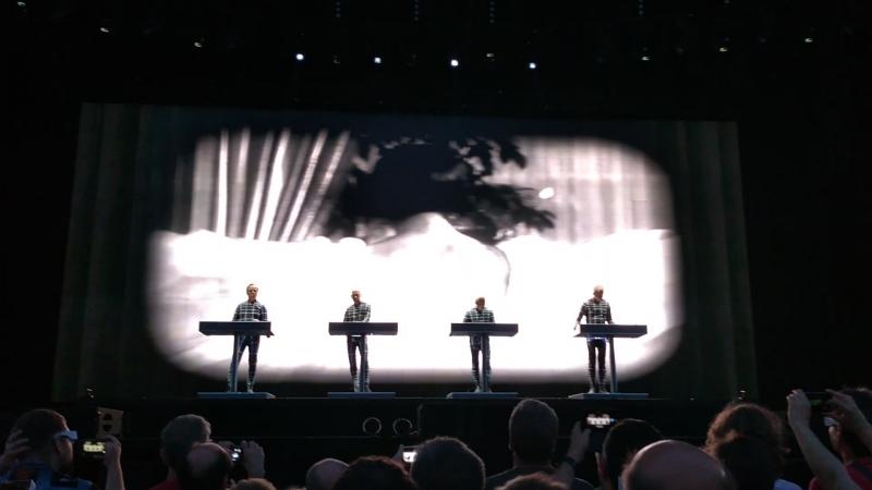 Kraftwerk - Das Model 2018