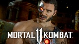 Mortal Kombat 11 - Kano Official Gameplay Reveal &amp Moves Breakdown