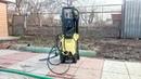 Waschanlage KARCHER K3 und Sprayer KWAZAR ORION 6L