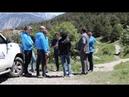 Christelle Lechevalier à la frontière italienne, zone d'arrivée de clandestins en France !
