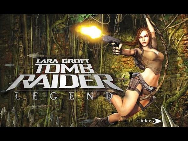 Lara Croft Tomb Raider Legend (Боливия Зеркало) 8. - HD - 720P. PC - Version. (Конец Игры)