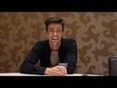 The Flash Season 5 Grant Gustin Interview Comic Con