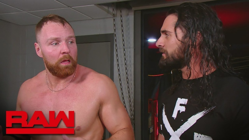 The Kingslayer Dean Ambrose wonders why Seth Rollins didn't have his back Raw Feb 18 2019