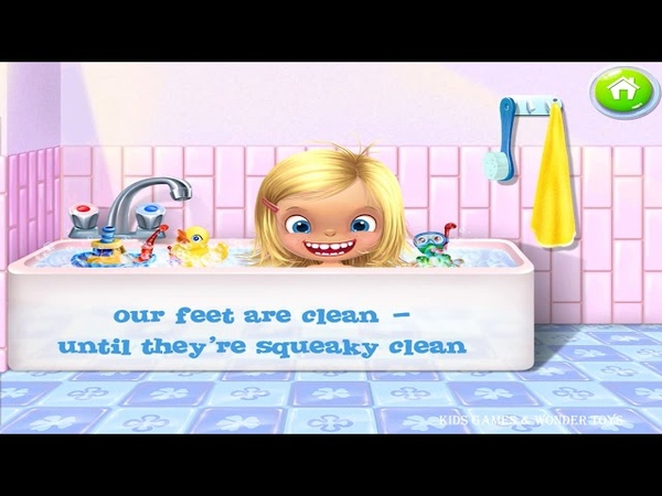 Bubble Party - Crazy Clean Fun | CRAZY FUN bubble party | bath with bubbles 5