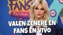 Valentina Zenere en Fans en Vivo