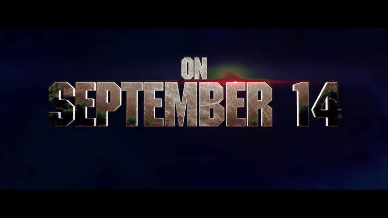 The Predator 'Hunting Season' 15 TV Spot 4