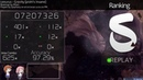 Osu! Epiphany Lexurus - Gravity pishis Insane HD,DT 97.29 FC 266pp 1