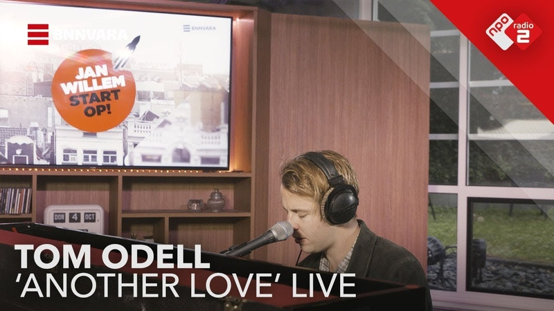 Tom Odell - Another Love @ Jan-Willem Start Op! NPO Radio 2