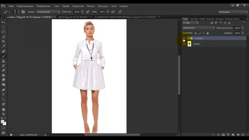 Уроки Фотошоп Elena Boot Как сделать из белого черный в Фотошопе И наоборот как черный сделать белым в Фотошопе смотреть онлайн без регистрации