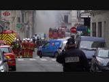 Взрыв в парижской булочной унес жизни двух человек   12 января   Вечер   СОБЫТИЯ ДНЯ   ФАН-ТВ
