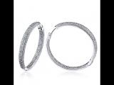 Classic Hoop Earrings for Women