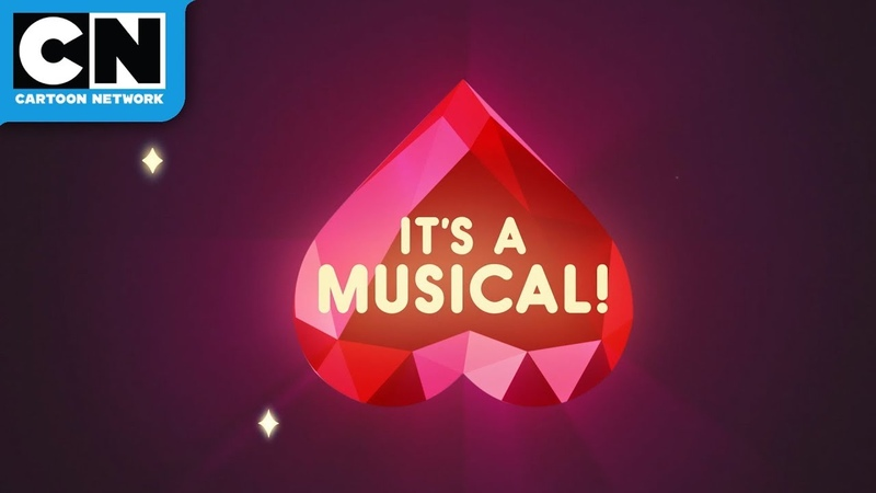 Steven Universe The Movie It's a Musical Cartoon Network
