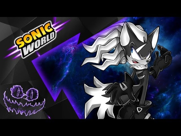 Sonic World R8 Zero The Jackal Unmasked Infinite