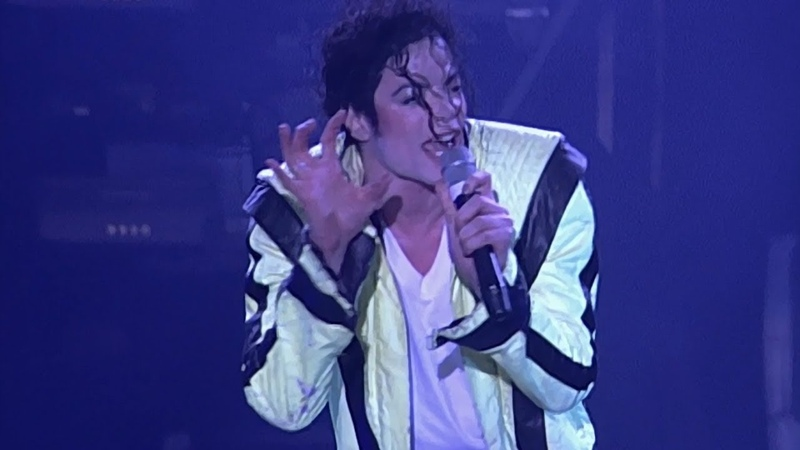 Michael Jackson - Thriller (HIStory Tour In Munich) (Remastered)