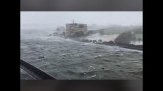 【台風第21号】ツイッター動画まとめ 2018/09/04【被害甚大】 -Typhoon Jebi hit Osaka Western Japan-