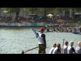 Фестиваль лодок-драконов 2018 года в Шверине (119 команд)