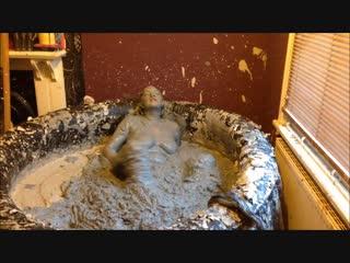 Mud orgasm 1
